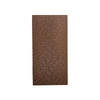 Brown Leather Squares Panel ( H: 244cm W: 122cm )