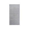 Silver Striped Silk Panel ( H: 244cm W: 122cm )