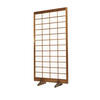 Beech & Calico Japanese Screen With 2 Feet ( H: 202cm W: 160cm )