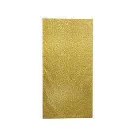 Gold Glittery Panel