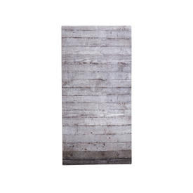 Grey Wood Effect Panel