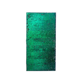 Green & Blue Reversable Sequin Panel