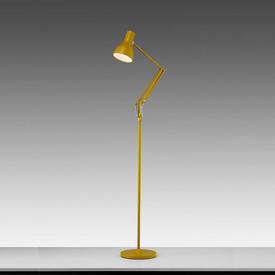 Yellow  Anglepoise 75 Floor Lamp