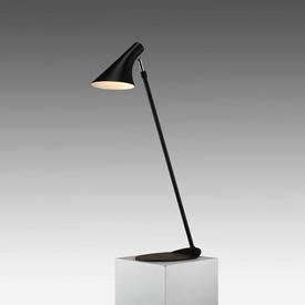 """Black """"Vanila"""" Extending Desk Lamp"""
