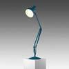 Blue Anglepoise 75  Desk Lamp