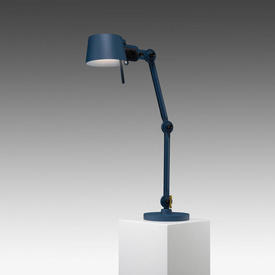 Blue 2 Arm ''Bolt'' Anglepoise Desk Lamp (Wingnut £40 Replacement If Not Returned)