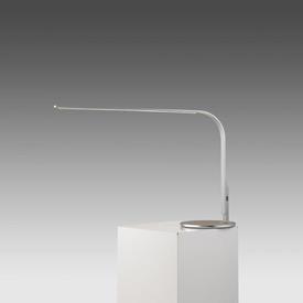Silver Aluminium ''Lim'' Desk Lamp