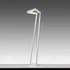 Matt White Angled Led Floor Lamp