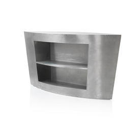 "Stainless Steel Elliptical ""AD"" Bar"