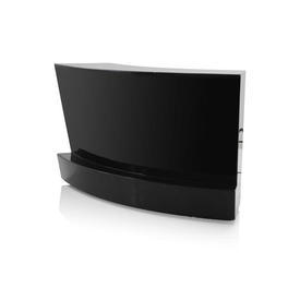 """Black Curved Lacquer """"AD"""" Bar"""