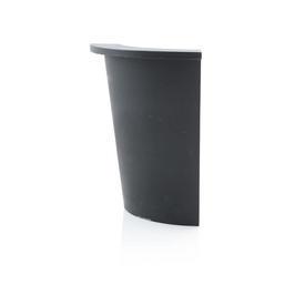 Black Steel Corner Bar Section