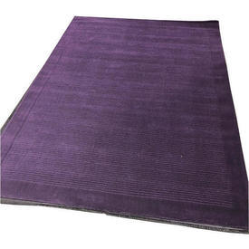 230 X 160Cm Purple Wool Pile York Rug