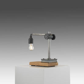 "Metal ""British indicators"" Anglepoise Desk Lamp"