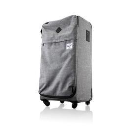 "Large ""Herschel"" Grey Fabric Trolley Case"
