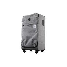 "Medium ""Herschel"" Grey Fabric Trolley Case"