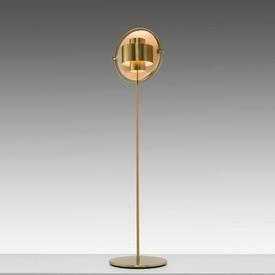 Brass ''Multi-Lite'' Floor Lamp