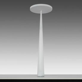 White Floorstanding ''Space'' Lamp