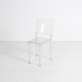 Clear Perspex 'La Marie' Occ Chair