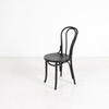 Abbey Black  Hoopback Bentwood Chair