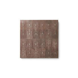 Brown/Grey Stingray Skin Wall Relief