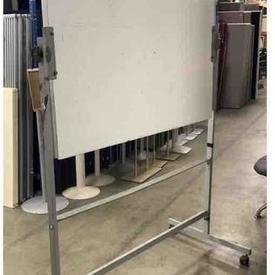 4' X 3' Whiteboard on Castors