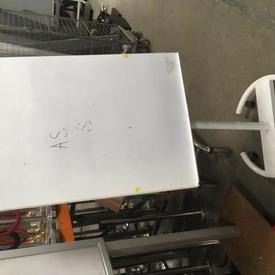 Nobo Circ White Metal Base Flipchart/Wipe Board on Castors