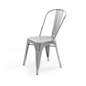 Cast Ali Lacquered Finish ''Remy'' Dining Chair