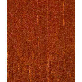 "Pair Drapes 6'6"" x 5' Rust Silky Chenille"
