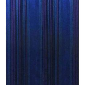 """Pair Drapes 7'9"""" x 4' Royal Stripe Weave"""