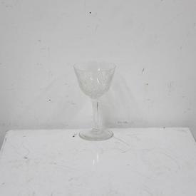 12Cm Cut Glass Sherry Glass