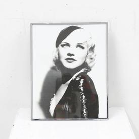 26cm  x  20cm Silver Photo Frame
