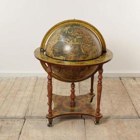 Globe Drinks Floor Standing Cabinet