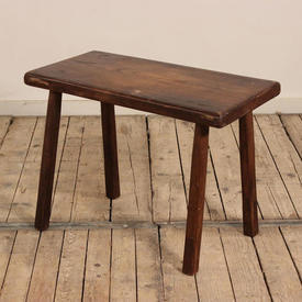"2'2"" Softwood Stool"