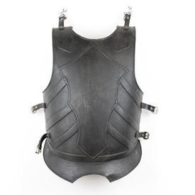 Assorted Metal Body Armour Breastplates
