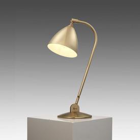 Brass ''Bl2'' Swan Necked Desk Lamp