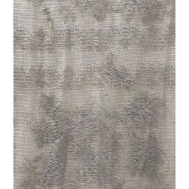 Pr Nets 3' x 2' Beige Floral & Bird Motif Panels Silky Lace