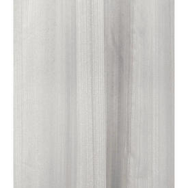 "Pr Nets 3' x 3'6"" White Slub Stripe Polyester"
