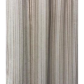 "Pr Nets 3'3"" x 5'6"" Beige / Grey Stripe Vision Weave"