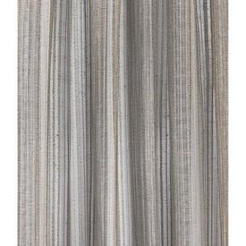 "Pr Nets 4'7"" x 9'6"" Stone Beige Pinstripe Vision Weave"