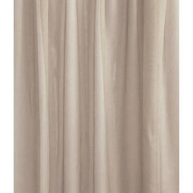 "Pr Nets 11'3"" x 9'6"" Dark Cream Voile"