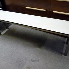 Stainless Steel 5' Grey Top  Mkb  Bench Seat