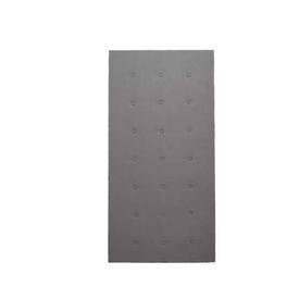 Light Grey Buttoned 8' X 4' Hlm Screen