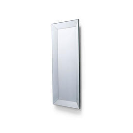 Rectangular Mirrored Frame Wall Mirror