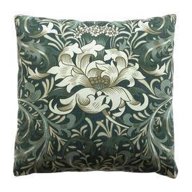 "Cushion 14"" x 14"" Sea Sanderson Pimpernel Print"