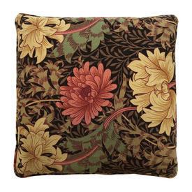"Cushion 16"" x 16"" Sanderson William Morris Chrysanthemum"