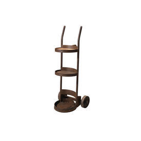 Wood & Iron 3 Tier Water Trolley