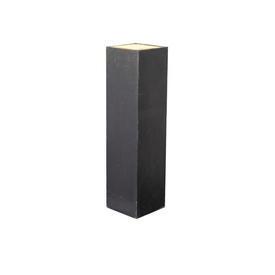 Slim Square Lead Pedestal with Perspex Top