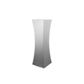 Chrome Thin Waisted Column