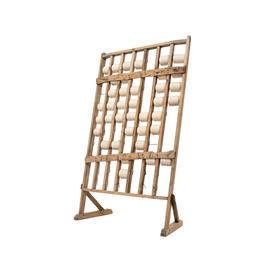 Vintage Wooden Weaving Loom Stand