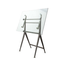 50S Architects Glass Drawing Board